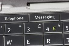 Free Telephone And Messaging Stock Image - 921561