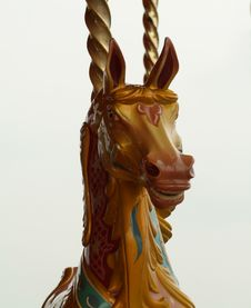 Free Carousel Horse Stock Photos - 921753