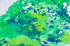 Free Splattered Smeered And Printed Royalty Free Stock Photos - 922008