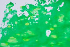 Free Splattered Smeered And Printed Royalty Free Stock Images - 922009