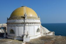 Free Scenic Views Of Cadiz In Andalusia, Spain - Cadiz Cathedral Stock Photo - 922140