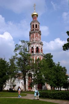 Free Bell-tower. Stock Image - 924201