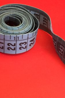 Free Measure Tape Royalty Free Stock Photos - 924218
