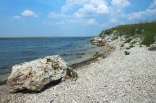 Free Donuzlav Bay In The Crimea Stock Photography - 925092