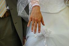 Free Wedding Ring Royalty Free Stock Image - 925276