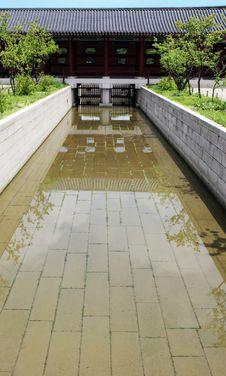 Free Korean Palace Stock Images - 925784