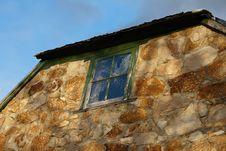 Free Attic Window Royalty Free Stock Image - 925946