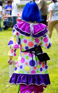 Free Clown Royalty Free Stock Image - 926436