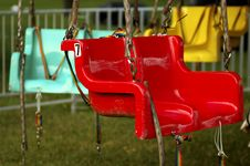 Free Red Seat Stock Photography - 926882