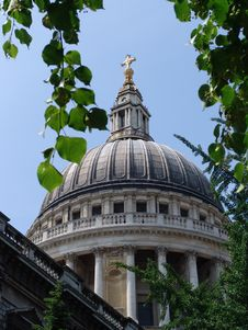 Free Saint Paul S Cathedral Royalty Free Stock Images - 928639