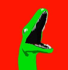 Free Dino 9 Royalty Free Stock Image - 928716