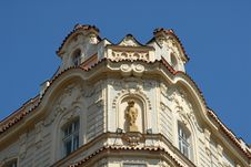Free Prague Decorative Building Stock Images - 929414