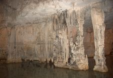 Free Nettuno Cave Royalty Free Stock Photo - 929665