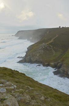 Free Cornwall Royalty Free Stock Photography - 929747