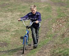 Free By Bike Royalty Free Stock Images - 9202119
