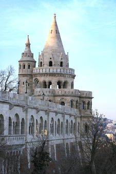 Free Fisherman S Bastion - Budapest, Hungary Stock Photography - 9207432