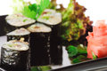 Free Japanese Cuisine - Sushi Stock Photos - 9213723
