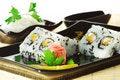 Free Japanese Cuisine - Sushi Stock Image - 9217831