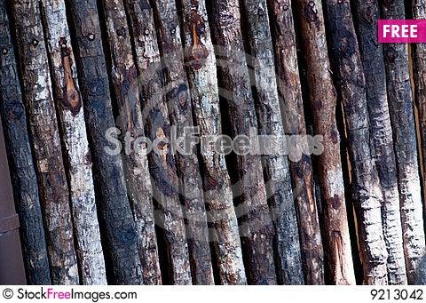 Trunch background Stock Photo