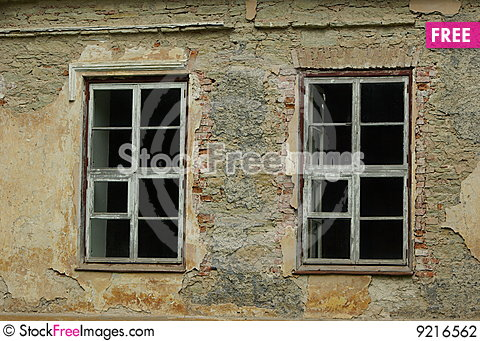 Free Building With Windows Stock Photography - 9216562