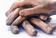 Free Three Hands Stock Photo - 9213480