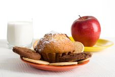 Free Healthy Breakfast Royalty Free Stock Photography - 9213667