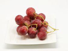 Free Grape Royalty Free Stock Photography - 9215017