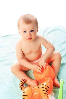 Free Towel Royalty Free Stock Image - 9215986