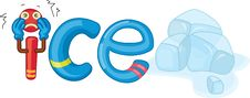 Free I For Ice Stock Photography - 9216132