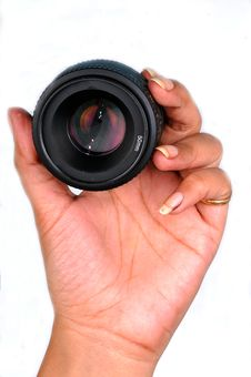 Free Camera Lens Royalty Free Stock Image - 9216546