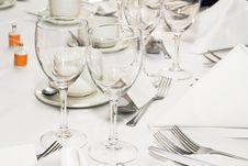 Free Festive Dinner Stock Image - 9217951