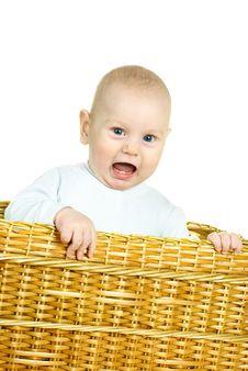 Displeased Baby Stock Photos