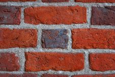 Free Old Brick Wall Royalty Free Stock Image - 9219176