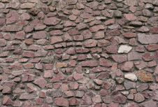 Free Stone Wall Royalty Free Stock Photography - 9219397