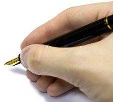 Free Writing Stock Photography - 9219672