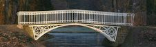 Free Iron Bridge Stock Image - 9219811