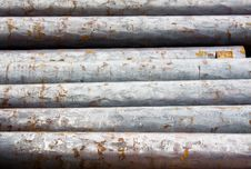 Free Iron Pipe Royalty Free Stock Photos - 9219878