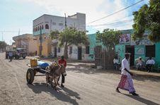 Free 2013_10_20_AMISOM_KDF_Kismayo_Town_004 Stock Image - 92128561