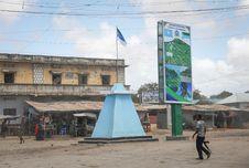 Free 2013_10_20_AMISOM_KDF_Kismayo_Town_006 Stock Images - 92128664