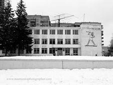 Free Building, Sky, Window, Black Stock Image - 92131281