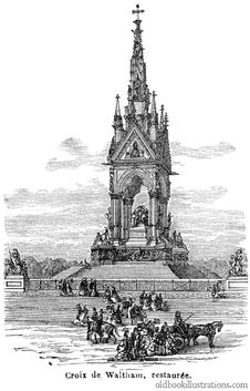 Free Albert Memorial Royalty Free Stock Image - 92131716