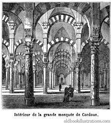 Free The Mezquita, Córdoba Stock Images - 92131774