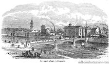 Free Albert Bridge, Glasgow Stock Photo - 92131880