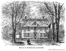 Free The Old Manse In Concord, MA Stock Image - 92132081