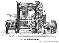 Free Rotary Printing Press Royalty Free Stock Images - 92132599