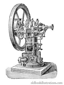 Free Gas Engine Stock Image - 92132831