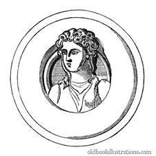 Free Gallo-Roman Medallion Stock Photos - 92134333