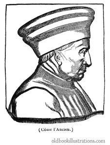 Free Cosimo De' Medici Stock Photos - 92134463
