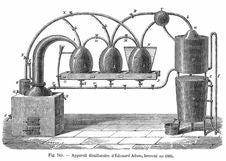 Free Distillation Device Stock Image - 92136471