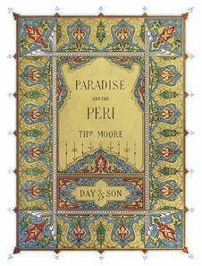 Free Paradise And The Peri—Illuminated Title Stock Photos - 92137363